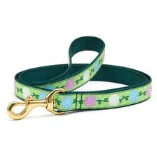 Hydrangea Dog Leash by Up Country