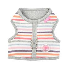 Effie Pinka Dog Harness Vest by Pinkaholic - Gray