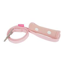 Sassa Dog Leash by Pinkaholic - Pink