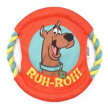Scooby-Doo Ruh-Roh Rope Frisbee Dog Toy