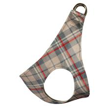 Scotty Step-In Dog Harness by Susan Lanci - Doe Plaid