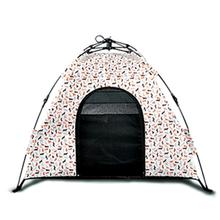 Scout and About Outdoor Dog Tent - Vanilla