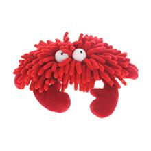 Sea Shammies Dog Toy - Crab