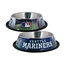 Seattle Mariners Dog Bowl