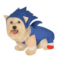 Sega Sonic The Hedgehog Dog Costume by Rubies