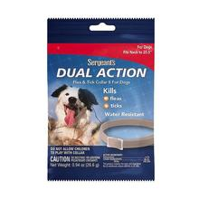 Sergeant's Dual Action Flea & Tick Collar II for Dogs
