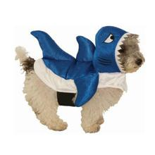 Shark Dog Costume - Blue