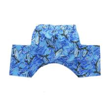 Shark Dog Swim Trunks - Blue