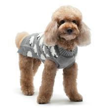 Sheep Dog Sweater by Dogo - Gray