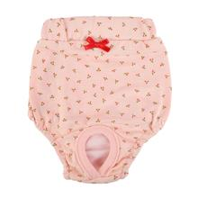 Sherie Dog Sanitary Pants by Pinkaholic - Indian Pink
