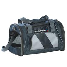 Sherpa Travel American Airlines Duffel Dog Carrier - Charcoal