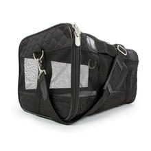 Sherpa Travel Original Deluxe Pet Carrier - Black Lattice