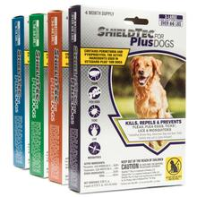 ShieldTec Plus Mosquito, Flea & Tick Dog Treatment