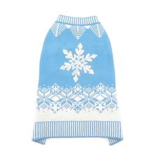 Shiny Snowflake Dog Sweater by Dogo