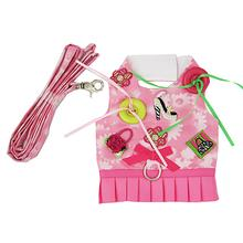 Shop 'til You Drop Dog Harness Vest with Leash by Cha-Cha Couture