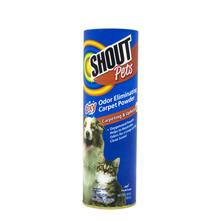 Shout for Pets Turbo Oxy Carpet Odor Eliminator Powder