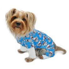 Silly Sharks Ultra Soft Dog Pajamas by Klippo