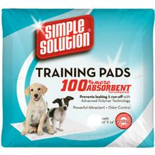 Simple Solution Dog Training Pads - 50 Count