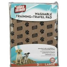 Simple Solution Washable Dog Training & Travel Pads