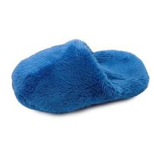 Slipper Dog Toy - Blue