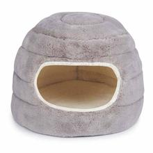 Slumber Pet Cuddler Dog and Cat Bed - Gray