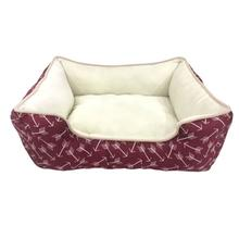 Slumber Pet Cuddler Dog Bed - Red Arrow