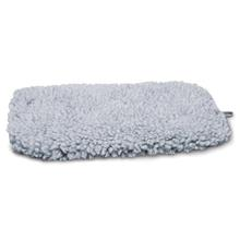 Slumber Pet Double-Sided Sherpa Pet Mat - Heather Gray