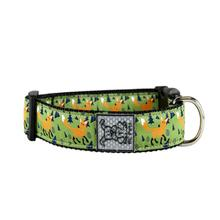 Sly Fox Adjustable Clip Dog Collar By RC Pet