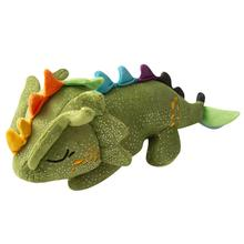 Snugarooz Drowsy the Dragon Dog Toy - Green