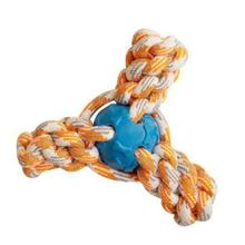 Snugarooz Fling 'N Fun Rope Dog Toy - Mini