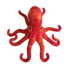 Snugarooz Olivia the Octopus Dog Toy - Red