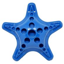 SodaPup Ultra Durable Starfish Dog Toy - Blue