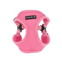 Soft Adjustable Step-In Dog Harness by Puppia - Pink