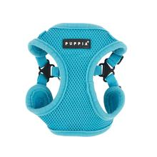 Soft Adjustable Step-In Dog Harness by Puppia - Sky Blue