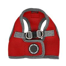 Soft Mesh Vest Dog Harness by Puppia - Wine