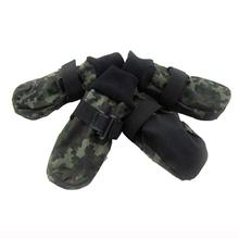 Soft Paw Protectors Dog Boots - Digital Camo