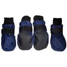 Soft Paw Protectors Dog Boots - Blue