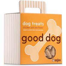 Sojos Good Dog Chicken Pot Pie Dog Treats