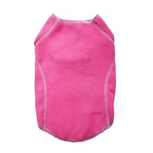 Cloak & Dawggie Stretch Fleece Dog Sweater - Pink