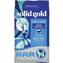 Solid Gold Barking at the Moon Dry Dog Food - Beef, Egg & Pea Recipe