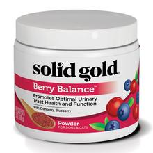 Solid Gold Berry Balance Urinary Tract Health Powder Dog & Cat Supplement