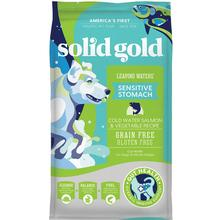 Solid Gold Leaping Waters Sensitive Stomach Grain-Free Dry Dog Food - Cold Water Salmon & Vegetable Recipe