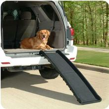 PetSafe Solvit Happy Ride UltraLite Bi-fold Pet Ramp