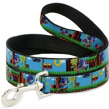 Sonic Game Dog Leash by Buckle-Down