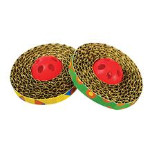 Spin & Scratch Cat Toy by Petstages