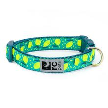 Lemonade Adjustable Clip Dog Collar By RC Pets