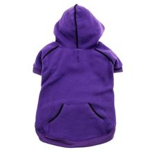 Sport Dog Hoodie by Doggie Design - Ultra Violet