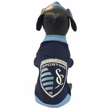 Sporting KC Athletic Mesh Dog Jersey