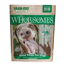 Sportmix Wholesomes Tank's Beef Jerky Sticks Dog Treats