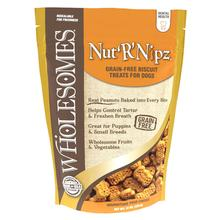 Sportmix Wholesomes Grain-Free Biscuit Dog Treat - Nut'R'Nipz